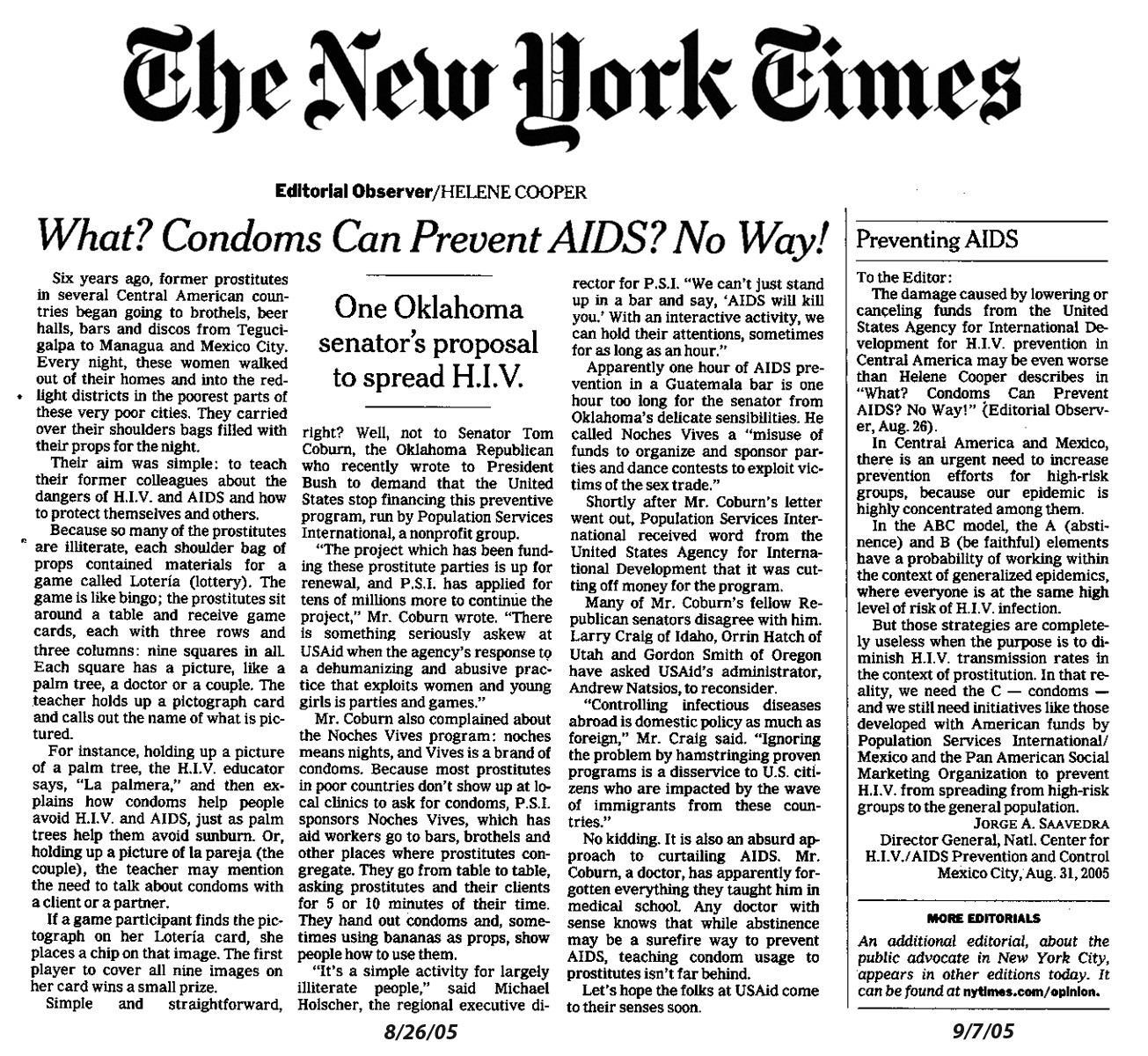 New york times dating article